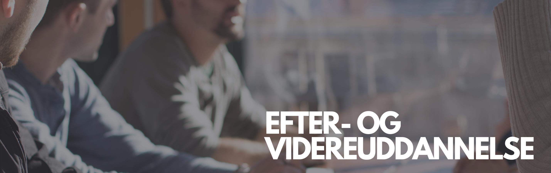 EFTER- OG VIDEREUDD